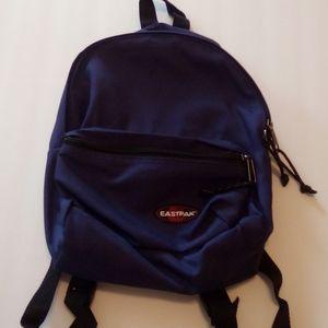Purple Eastpak Kids Backpack